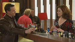 Paul Robinson, Rebecca Napier in Neighbours Episode 6055