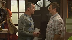Karl Kennedy, Toadie Rebecchi in Neighbours Episode 6057