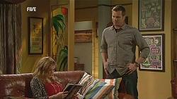 Natasha Williams, Michael Williams in Neighbours Episode 6058