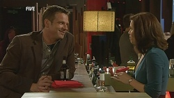 Michael Williams, Rebecca Napier in Neighbours Episode 6059