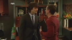 Declan Napier, Paul Robinson in Neighbours Episode 6059