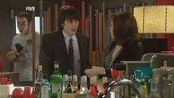 Declan Napier, Rebecca Napier in Neighbours Episode 6059