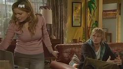 Natasha Williams, Andrew Robinson in Neighbours Episode 6059