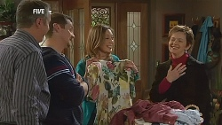 Karl Kennedy, Toadie Rebecchi, Sonya Mitchell, Susan Kennedy in Neighbours Episode 6060