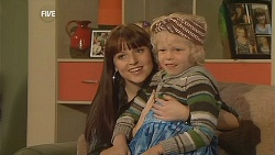 Summer Hoyland, Charlie Hoyland in Neighbours Episode 6060