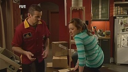 Toadie Rebecchi, Sonya Mitchell in Neighbours Episode 6061