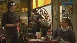 Declan Napier, Michael Williams in Neighbours Episode 6061