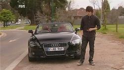 Declan Napier in Neighbours Episode 6062