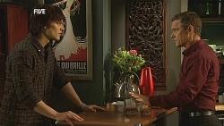 Declan Napier, Paul Robinson in Neighbours Episode 6062