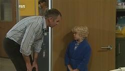 Karl Kennedy, Charlie Hoyland in Neighbours Episode 6064