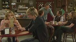 Natasha Williams, Andrew Robinson, Lucas Fitzgerald, Michael Williams, Toadie Rebecchi, Sonya Mitchell in Neighbours Episode 6064