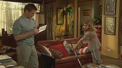 Michael Williams, Natasha Williams in Neighbours Episode 6064