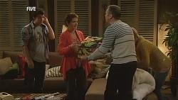 Zeke Kinski, Susan Kennedy, Karl Kennedy, Donna Freedman in Neighbours Episode 6065