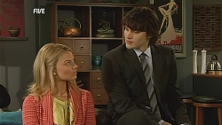 Donna Freedman, Declan Napier in Neighbours Episode 6068