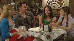 Donna Freedman, Lucas Fitzgerald, Kate Ramsay, Sophie Ramsay in Neighbours Episode 6068