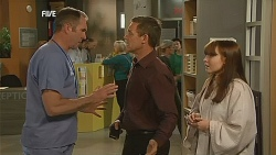 Karl Kennedy, Paul Robinson, Summer Hoyland in Neighbours Episode 6071