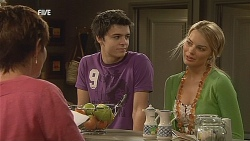Zeke Kinski, Donna Freedman in Neighbours Episode 6072