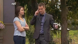 Kate Ramsay, Mark Brennan in Neighbours Episode 6073