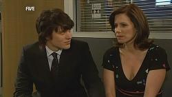 Declan Napier, Rebecca Napier in Neighbours Episode 6074