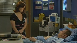 Rebecca Napier, Michael Williams in Neighbours Episode 6074