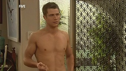 Mark Brennan in Neighbours Episode 6075