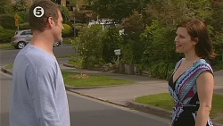 Michael Williams, Rebecca Napier in Neighbours Episode 6076