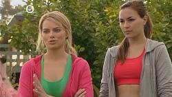 Donna Freedman, Jade Mitchell in Neighbours Episode 6076