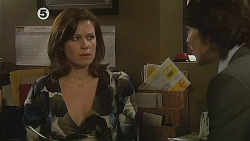 Rebecca Napier, Declan Napier in Neighbours Episode 6076