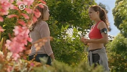 Sonya Mitchell, Jade Mitchell in Neighbours Episode 6077