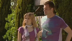 Natasha Williams, Michael Williams in Neighbours Episode 6077