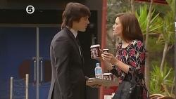 Declan Napier, Rebecca Napier in Neighbours Episode 6078