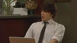 Declan Napier in Neighbours Episode 6078
