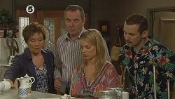 Susan Kennedy, Karl Kennedy, Donna Freedman, Toadie Rebecchi in Neighbours Episode 6079
