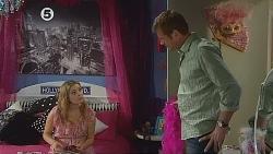Natasha Williams, Michael Williams in Neighbours Episode 6079