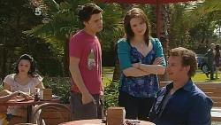Zeke Kinski, Kate Ramsay, Lucas Fitzgerald in Neighbours Episode 6081