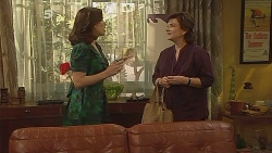 Rebecca Napier, Lyn Scully in Neighbours Episode 6081