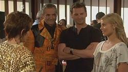 Susan Kennedy, Karl Kennedy, Lucas Fitzgerald, Donna Freedman in Neighbours Episode 6081