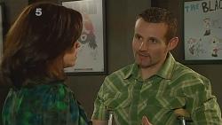 Rebecca Napier, Toadie Rebecchi in Neighbours Episode 6081