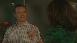 Paul Robinson, Rebecca Napier in Neighbours Episode 6081