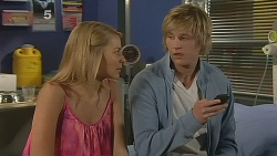 Donna Freedman, Andrew Robinson in Neighbours Episode 6082
