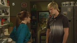 Summer Hoyland, Andrew Robinson in Neighbours Episode 6083