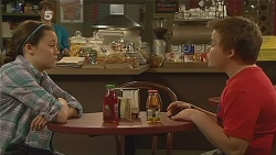Sophie Ramsay, Callum Jones in Neighbours Episode 6083
