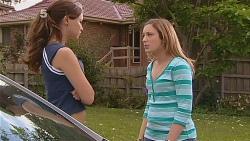 Jade Mitchell, Sonya Mitchell in Neighbours Episode 6083