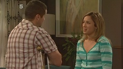 Toadie Rebecchi, Sonya Mitchell in Neighbours Episode 6084