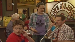 Callum Jones, Sophie Ramsay, Toadie Rebecchi in Neighbours Episode 6084