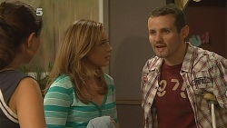 Jade Mitchell, Sonya Mitchell, Toadie Rebecchi in Neighbours Episode 6084