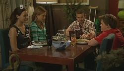Jade Mitchell, Sonya Mitchell, Toadie Rebecchi, Callum Jones in Neighbours Episode 6085