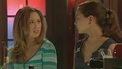 Sonya Mitchell, Jade Mitchell in Neighbours Episode 6085