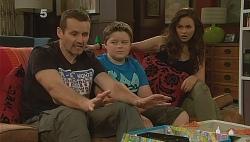 Toadie Rebecchi, Callum Jones, Jade Mitchell in Neighbours Episode 6085