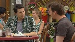 Billy Forman, Lucas Fitzgerald in Neighbours Episode 6085